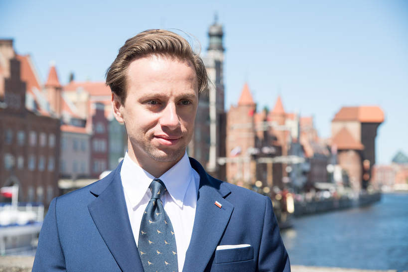 Krzysztof Bosak, 29.05.2020, Gdańsk