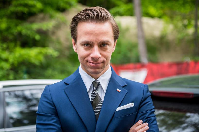 Krzysztof Bosak, 30.05.2020, Gdynia