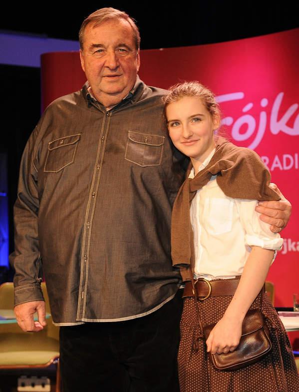 Krzysztof Kowalewski, córka Gabriela Kowalewska, 29.02.2012 rok