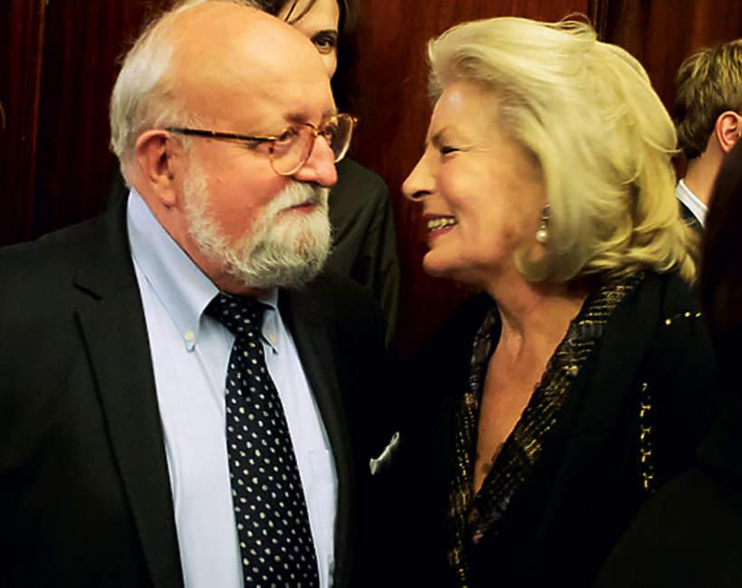 Krzysztof Penderecki, Elżbieta Penderecka, VIVA! maj 2012, 10/2012