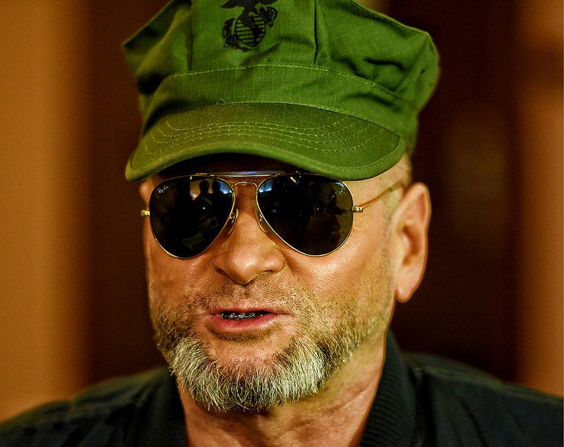 Krzysztof Rutkowski chce łapać pytona tygrysiego nad Wisłą