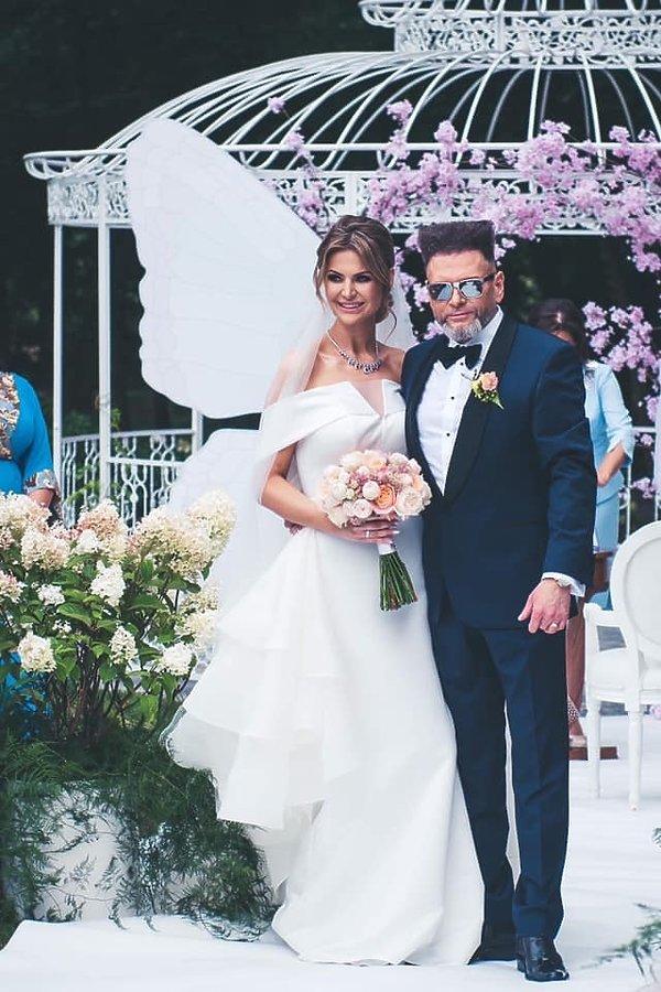 Krzysztof Rutkowski, Maja Plich, ślub