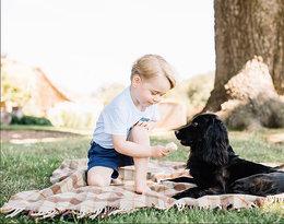 Książę Georgę i księżniczka Charlotte
