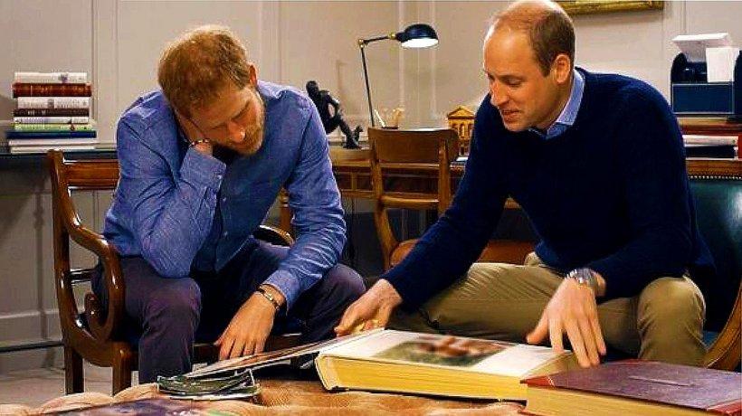 Książę Harry i książę William o księżnej Dianie, rocznica śmierci Diany