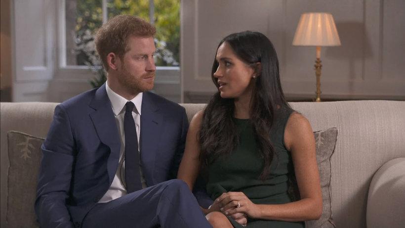 Książę Harry i Meghan Markle, zaręczyny księcia Harry'ego