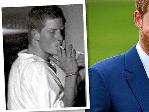 Książę Harry pali papierosy, Meghan Markle