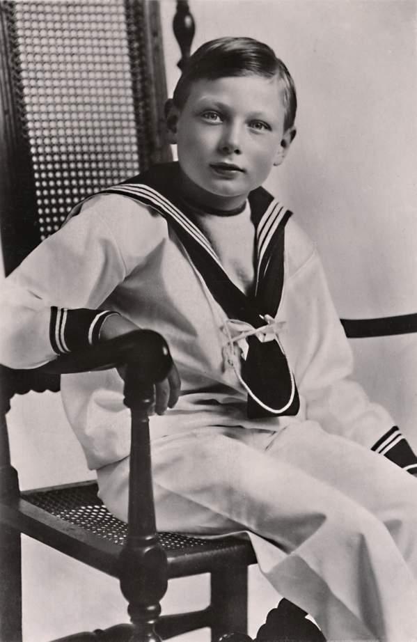 książę Jan, książę Jan Windsor, 1919