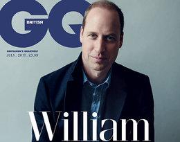 Książę William, GQ
