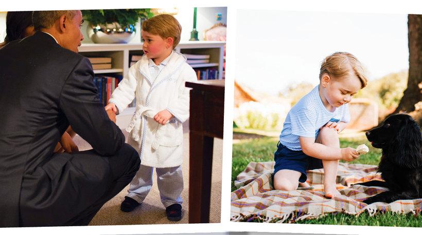 książę William, książę George, książę Jerzy, księżna Kate