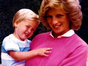 Księżna Diana, film o księżnej Dianie Diana, Our Mother: Her Life and Legacy, książę William i książę Harry wspominają mamę, jamnik
