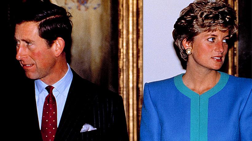 Księżna Diana, książę Karol, Diana i Karol, sekrety Diany, dzienniki Diany