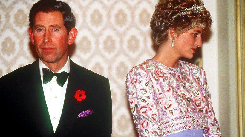 Księżna Diana sekrety, książę Karol