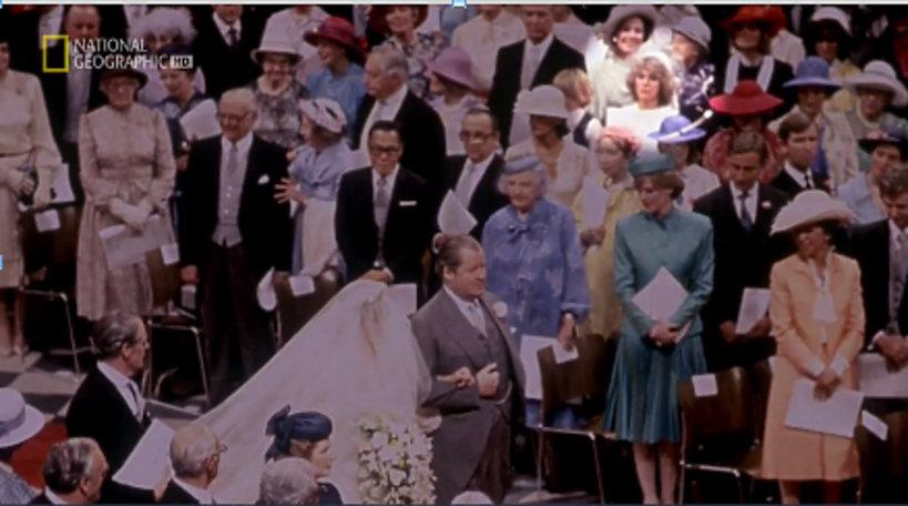 """Księżna Diana w dniu ślubu, """"Diana: In Her Own Words"""""""