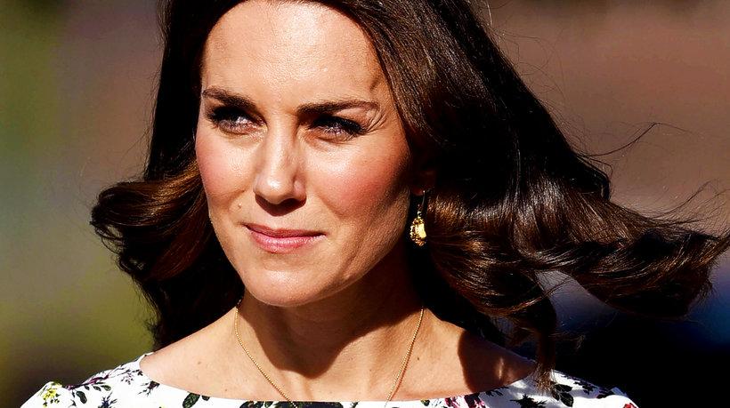 Księżna Kate ciąża, ciąża księżnej Kate