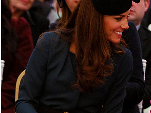 Księżna Kate i królowa Elżbieta