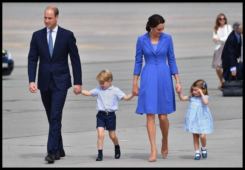 Księżna Kate i książę William, pobyt w Polsce