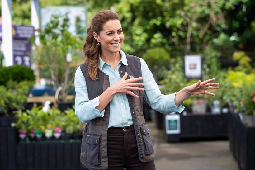 Księżna Kate, Kate Middleton, 19.06.2020