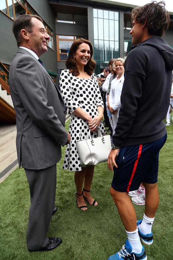 Księżna Kate, Kate Middleton, Dominic Thiem, romans księżnej Kate