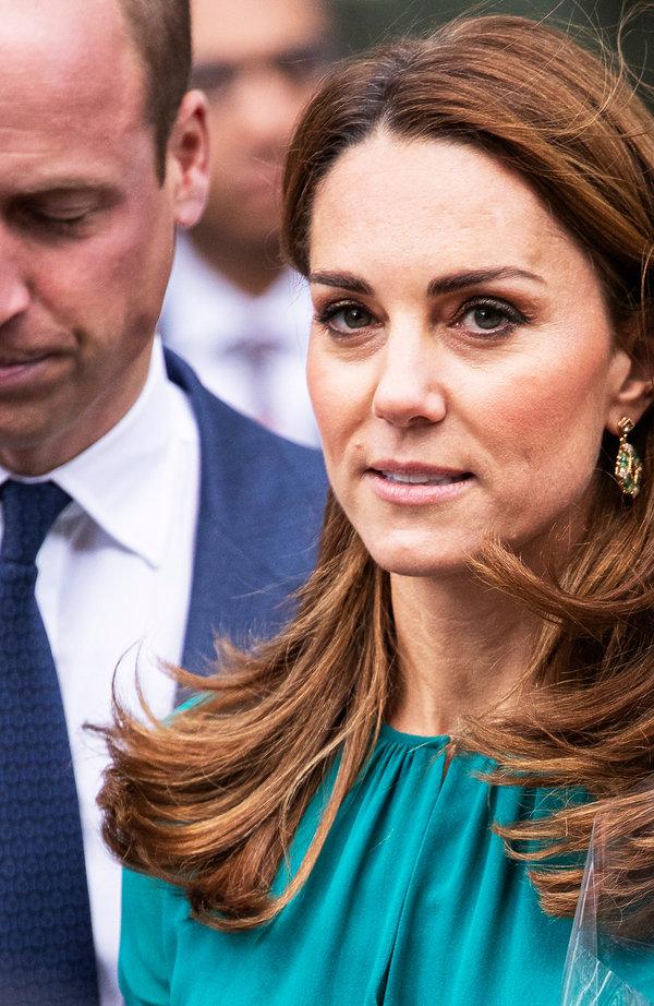 księżna Kate, książę William, 2019