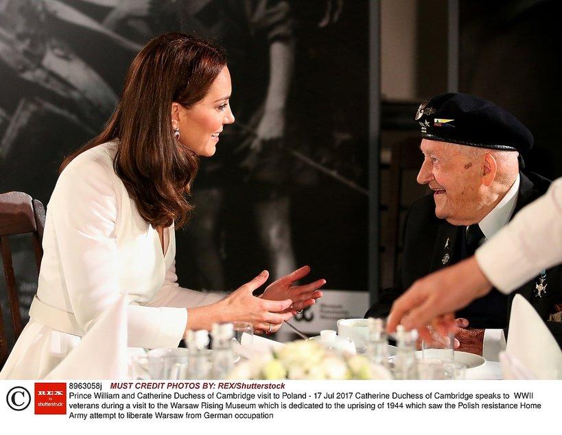 księżna Kate, Książę William, prezydent Duda, ksiażęca para w Polsce