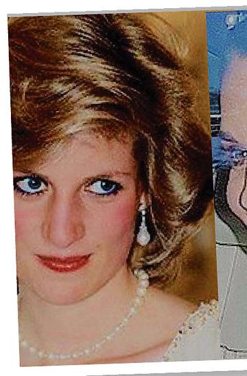 Księżna Kate, księżna Diana, Elżbieta II, biżuteria Kate, Kate w kolczykach Diany, naszyjnik Elżbiety II