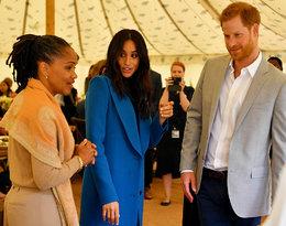 Księżna Meghan na przyjęciu z ....mamą! Tak Doria Ragland wspiera nowy projekt córki