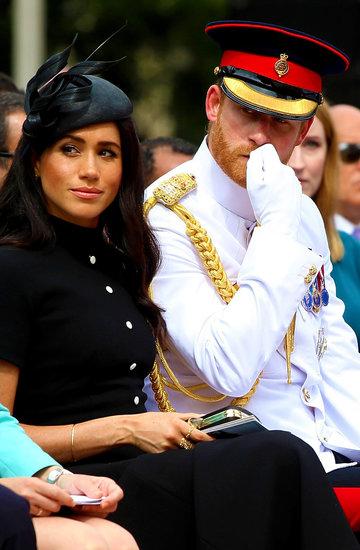 Księżna Meghan i książę Harry popłakali się w Australii gdy zagrano ulubiony hymn Diany