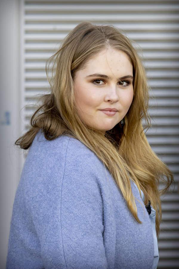Księżniczka Amalia, Holandia, Eindhoven, 27.04.2021 rok