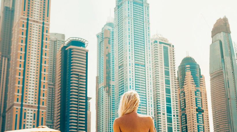 zachodnie randki w Dubaju
