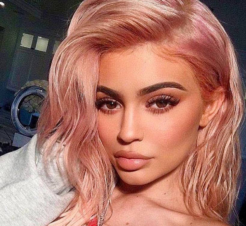 Kylie Jenner została matką - na nowy serwis, HN