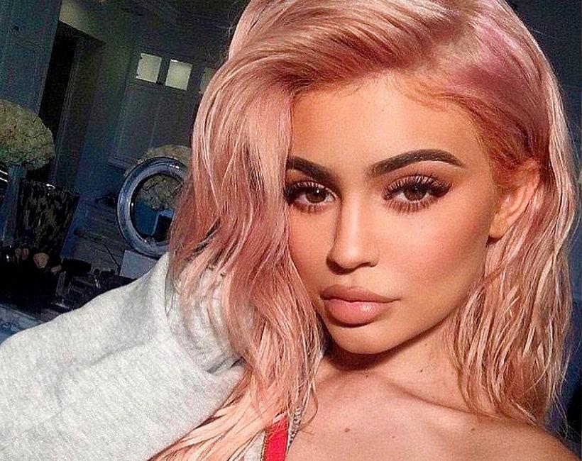 Kylie Jenner została matką - na nowy serwis, N