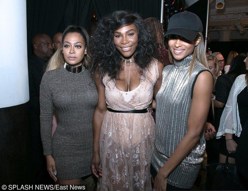 La LA Anthony Serena Williams Ciara