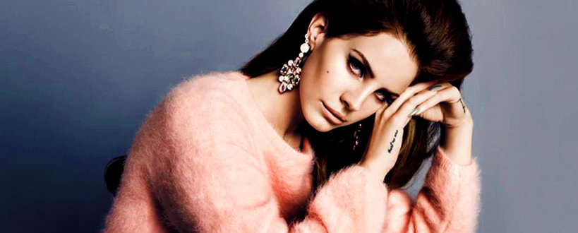Lana Del Rey, Lana Del Rey o Trumpie, Lana Del Rey przeklęła Trumpa