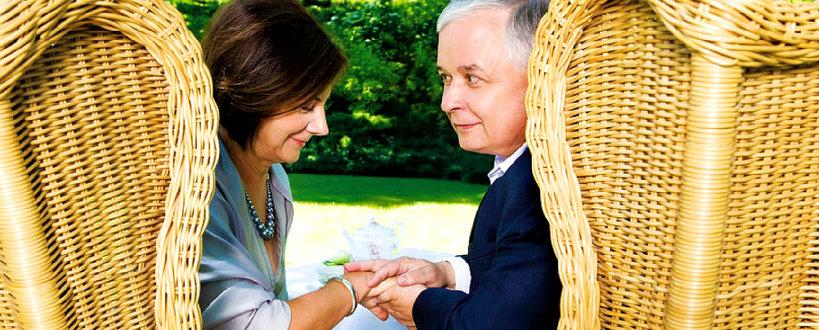 Lech i Maria Kaczyńscy, Viva! 2005