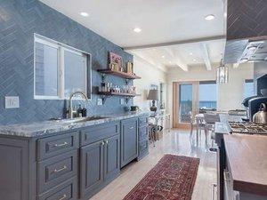 Leonardo DiCaprio, kuchnia, dom w Malibu