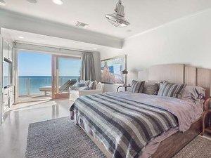 Leonardo DiCaprio, sypialnia, dom w Malibu