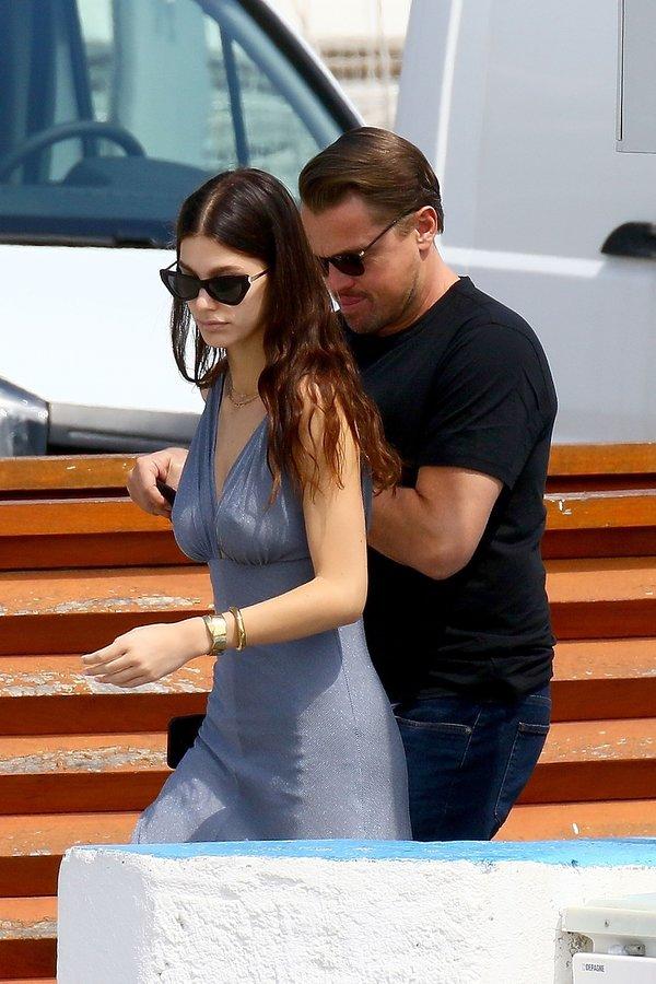 Leonardo DiCaprio zostanie ojcem