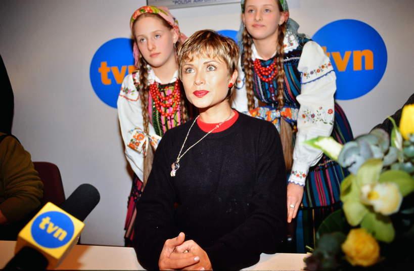 Leticia Calderon, Esmeralda w Polsce, luty 1999