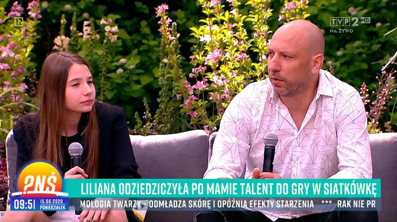 Liliana Olszewska, Liliana Mróz-Olszewska, córka Agaty Mróz, Jacek Olszewski
