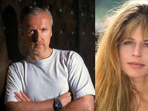 Linda Hamilton, James Cameron