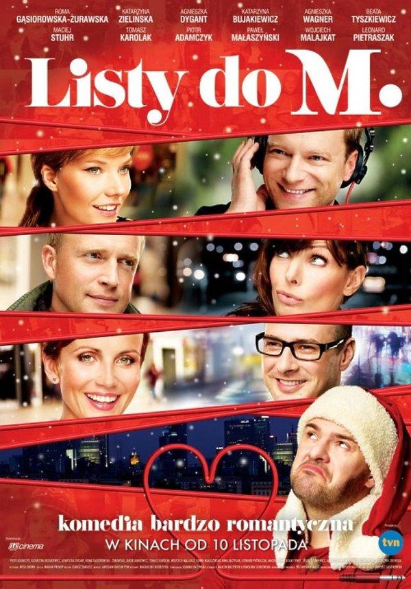 List do M., Box Office, Polska