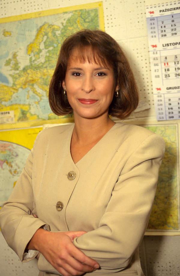 Lucyna Grobicka, około 1999/2000