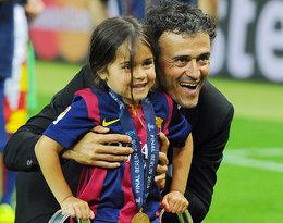 Nie żyje córka byłego trenera Hiszpanii Luisa Enrique. Miała dziewięć lat