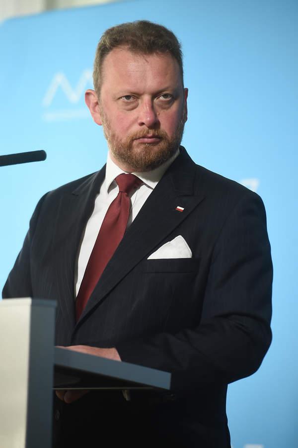 Łukasz Szumowski, minister zdrowia, 06.08.2020