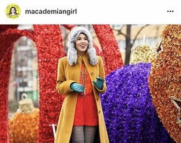 MACADEMIAN GIRL