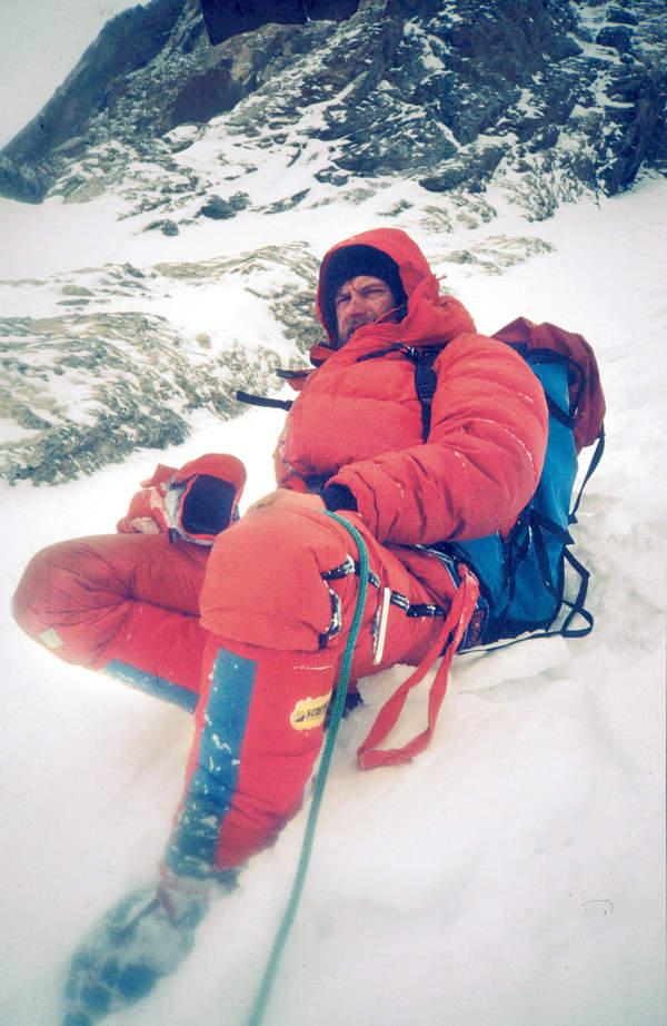 Maciej Berbeka na K2, 1988 rok