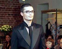 Maciej Myszkowski modelem, mąż Justyny Steczkowskiej