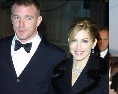 Madonna i Guy Ritchie, Tom Cruise i Nicole Kidman