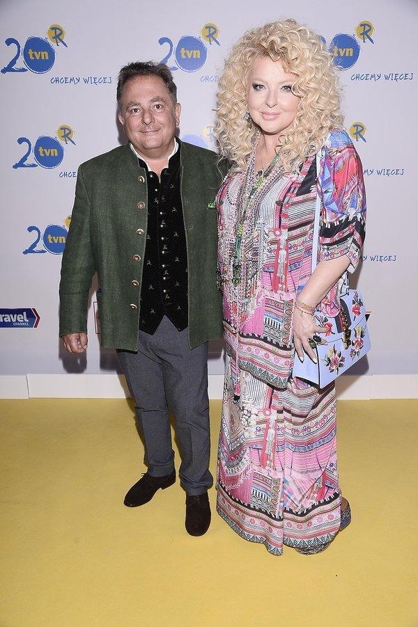 Magda Gessler i Robert Makłowicz na ramówce TVN