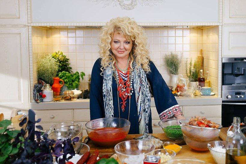 Magda Gessler ma nowy program, sexy kuchnia